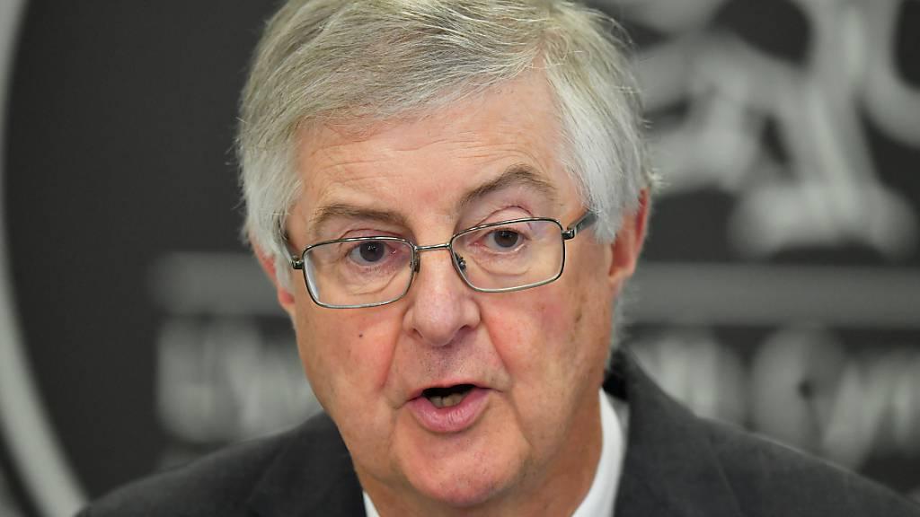 Walisischer Regierungschef: Johnson bedroht Einheit des Königreichs