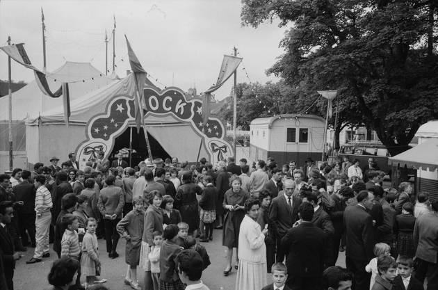 Der Circus Nock ist der älteste Zirkus der Schweiz.
