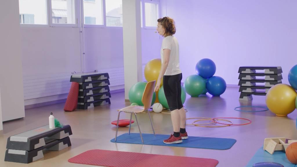 «Gymnastik im Wohnzimmer» vom 6. September 2021