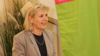 Brigit Wyss erhält die Unterstützung ihrer Partei.