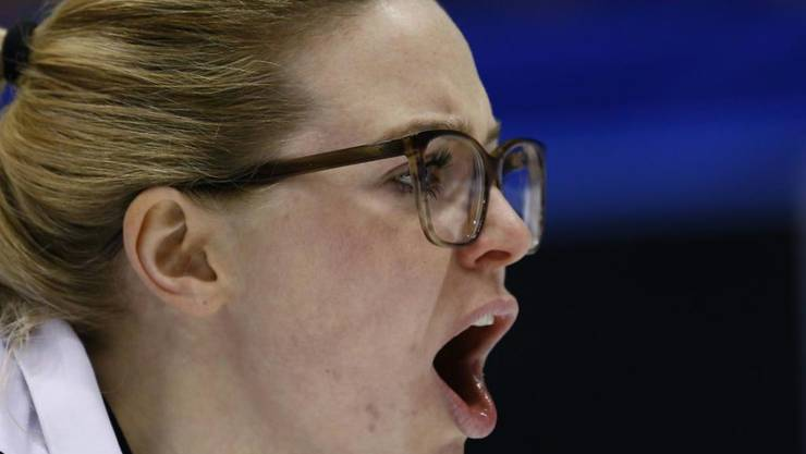 Alina Pätz - die Weltmeisterin im Schweizer Frauenteam