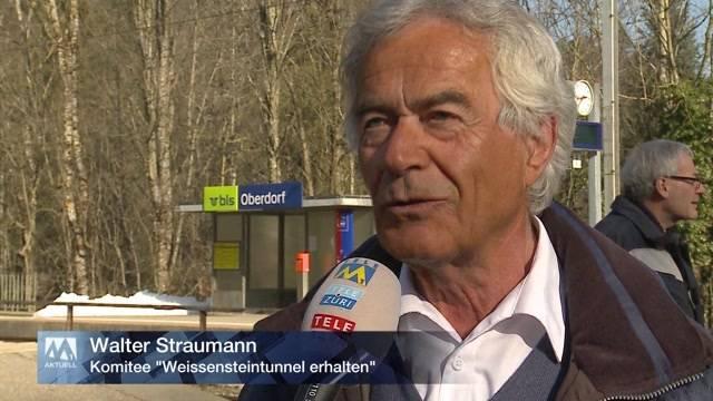 Weissensteintunnel gerettet