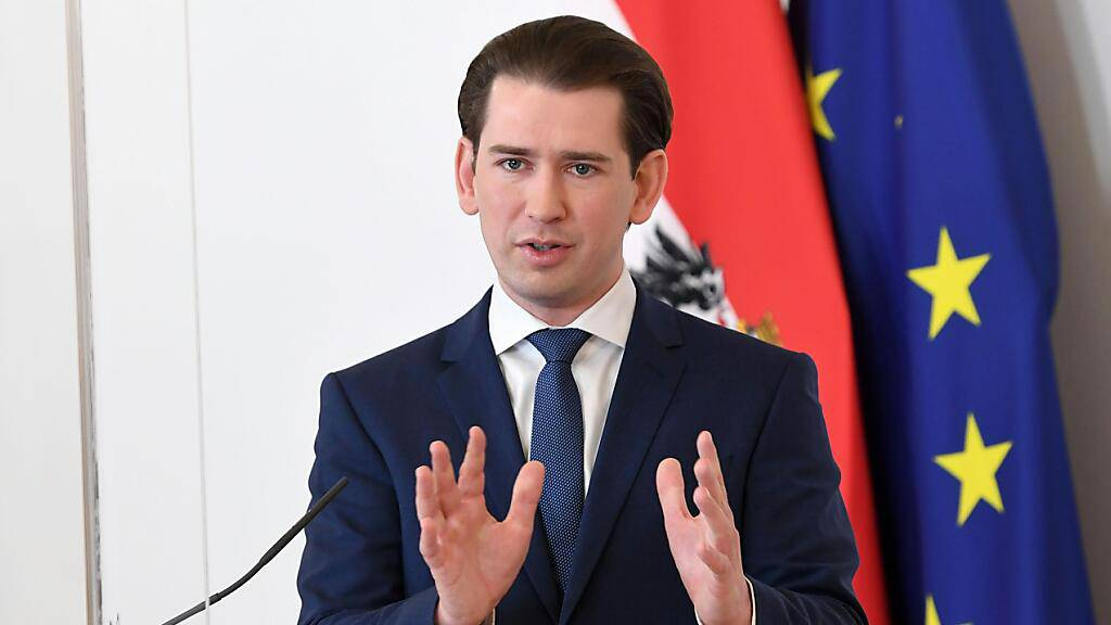 Österreichs Kanzleramt lässt Israel-Fahne hissen