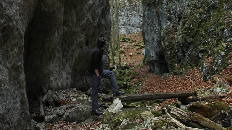 Der Abstieg führt durch die verträumte Wolfsschlucht (Archivbild).