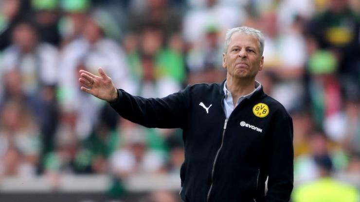 Lucien Favre verlängert seinen Vertrag mit Borussia Dortmund bis 2021.