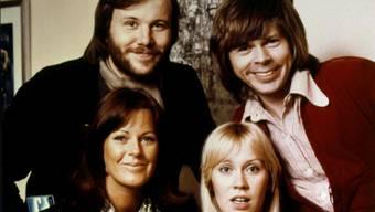 ABBA verneinen eine Wiedervereinigung (Archiv)