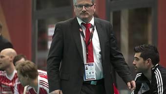 Nationaltrainer Nykky bereitet sich auf nächsten WM-Gegner vor