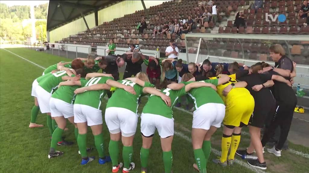 Frauenmannschaft FC St.Gallen-Staad bekommt höheren Stellenwert