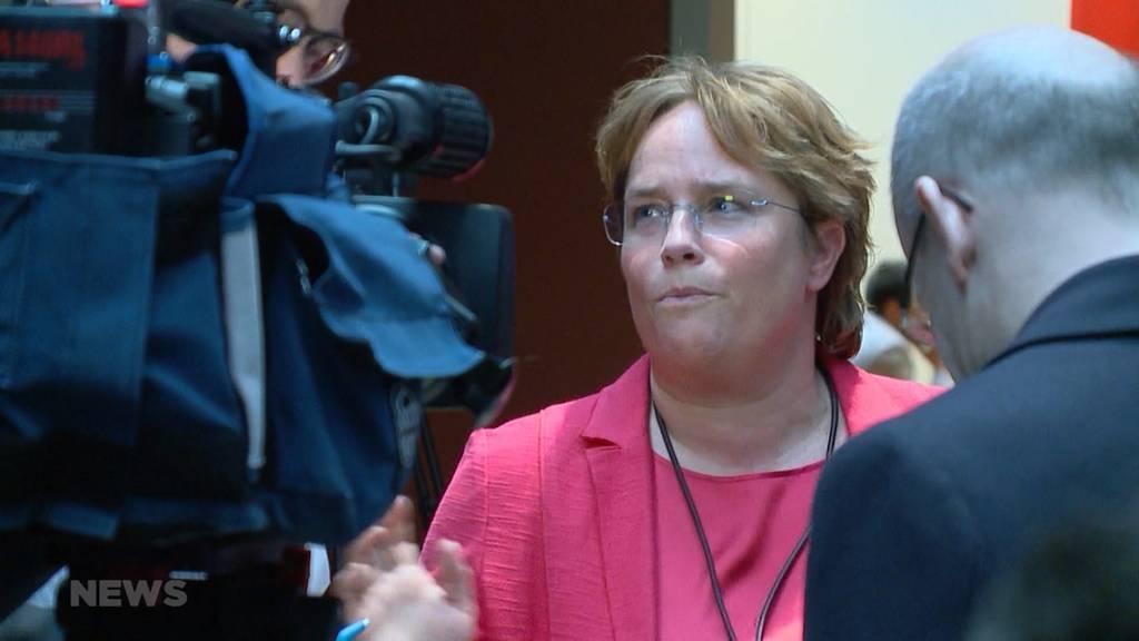Bundesrats-Entscheidungen: Magdalena  Martullo-Blocher will der Regierung das Corona-Dossier entziehen
