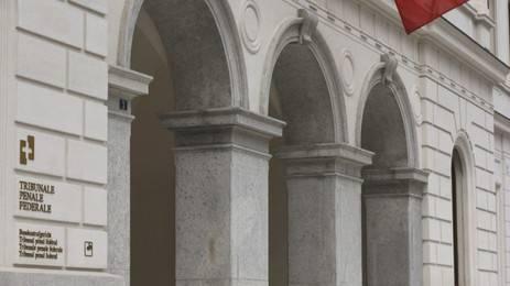 Mutmasslicher Bankdatendieb kommt vor Bundesstrafgericht.