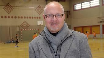 Stephan Kessler förderte den freiwilligen Schulsport.Hansjörg Sahli