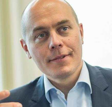 Jérôme Meyer, designierter Chef von Aldi Suisse.