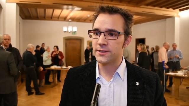 Der frisch gewählte Brugger Stadtrat Titus Meier bleibt nicht in der Exekutive