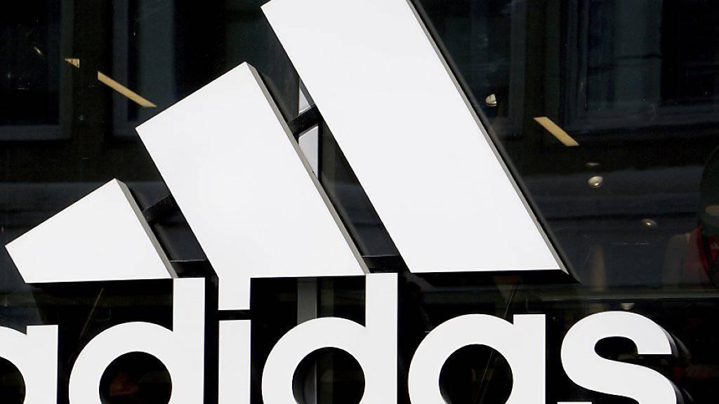 """Adidas kann für sein berühmtes """"Drei-Streifen""""-Logo in der EU keinen umfassenden Markenschutz reklamieren. (Archivbild)"""