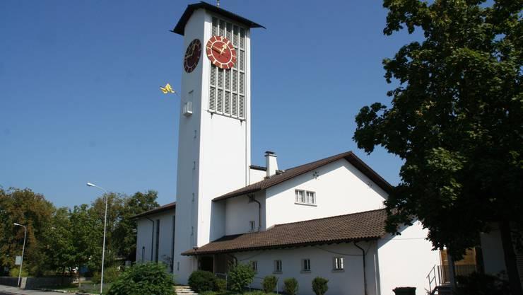 Opfer von Vandalismus: Die reformierte Kirche Buchs