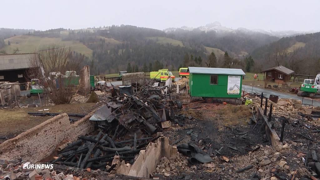 Grossbrand in Bauma: Grosse Solidarität mit den betroffenen Familien