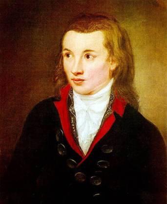 Novalis (1772–1801): Der Dichter verliebte sich 1794 in die zwölfjährige Sophie von Kühn. Wenige Monate später verlobte er sich mit ihr.