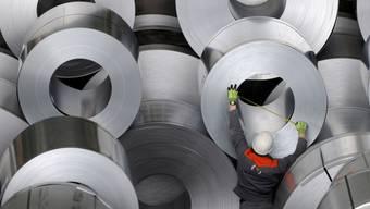 Die Schweiz hat am Donnerstag bei einem Treffen in Brüssel die EU erneut für ihre Schutzzölle auf Stahl kritisiert. (Symbolbild)