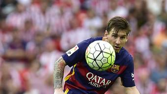 """Lionel Messi """"Europas Fussballer des Jahres"""""""
