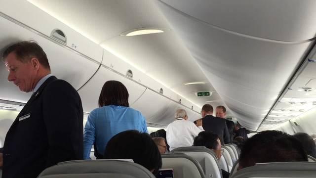 Mit dem Bombardier-Jet von Zürich nach Dublin