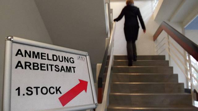 In Basel-Stadt waren im Juli 3321, in Baselland 3833 Arbeitslose gemeldet. (Symbolbild)