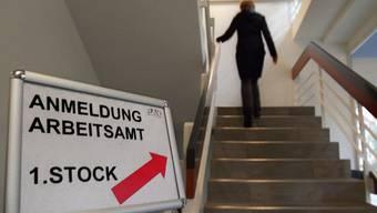 Der Kanton Aargau will Stellensuchende, die über 50 Jahre alt sind, unterstützen (Symbolbild)