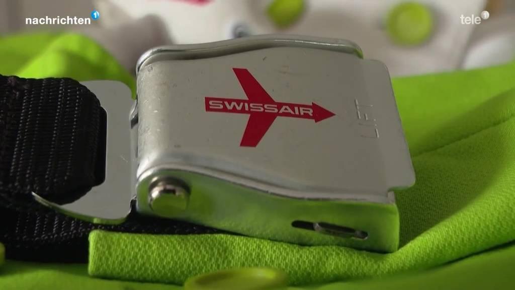 20 Jahre Swissair-Grounding