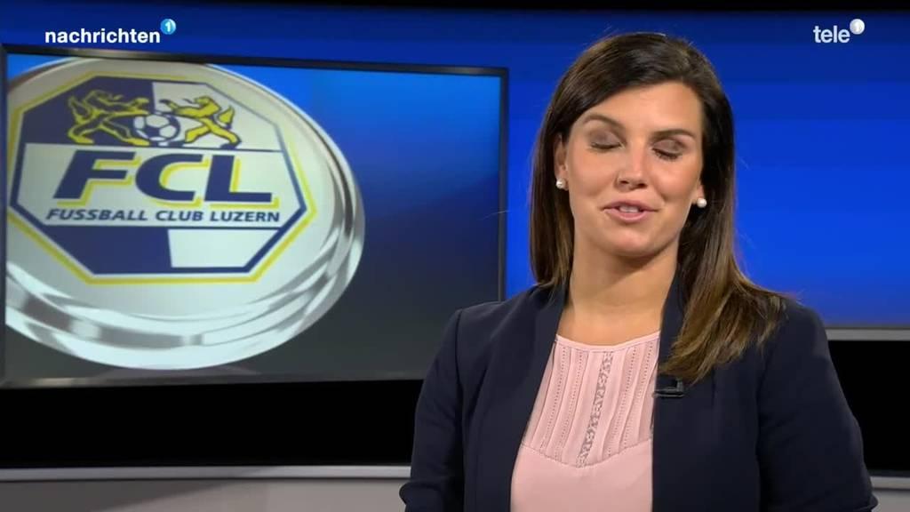 FC Thun gegen FC Luzern