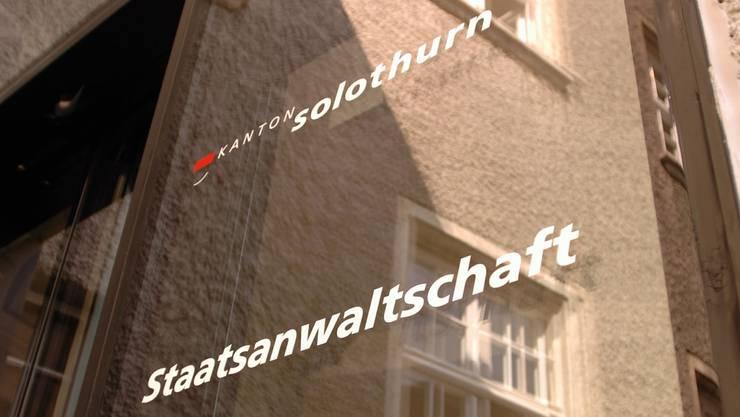 Staatsanwaltschaft Solothurn soll um fünfeinhalb Vollzeitpensen aufgestockt werden.