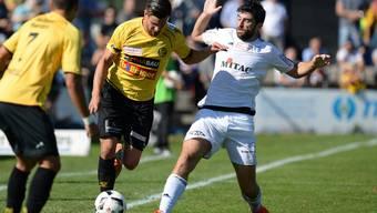 Impressionen vom Auswärtssieg des FC Wohlen bei Schaffhausen