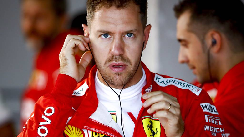 Pole-Position für Vettel in Suzuka