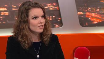In der Sendung «TalkTäglich» schildert Tabita Dietrich ihre Verhaftung, die Zustände im Gefängnis und wie sie es schaffte, die Zeit dort durchzustehen.