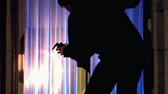 Durchs Fenster: Die drei Einbrecher stiegen über ein Fenster ins Gebäude ein, hatten die Rechnung aber ohne einen aufmerksamen Anwohner gemacht. (Symbolbild)