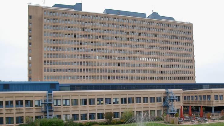 Kantonsspital Baden: Wehrte sich erfolgreich vor dem Bundesverwaltungsgericht gegen den Entzug des Leistungsauftrags in verschiedenen Disziplinen.