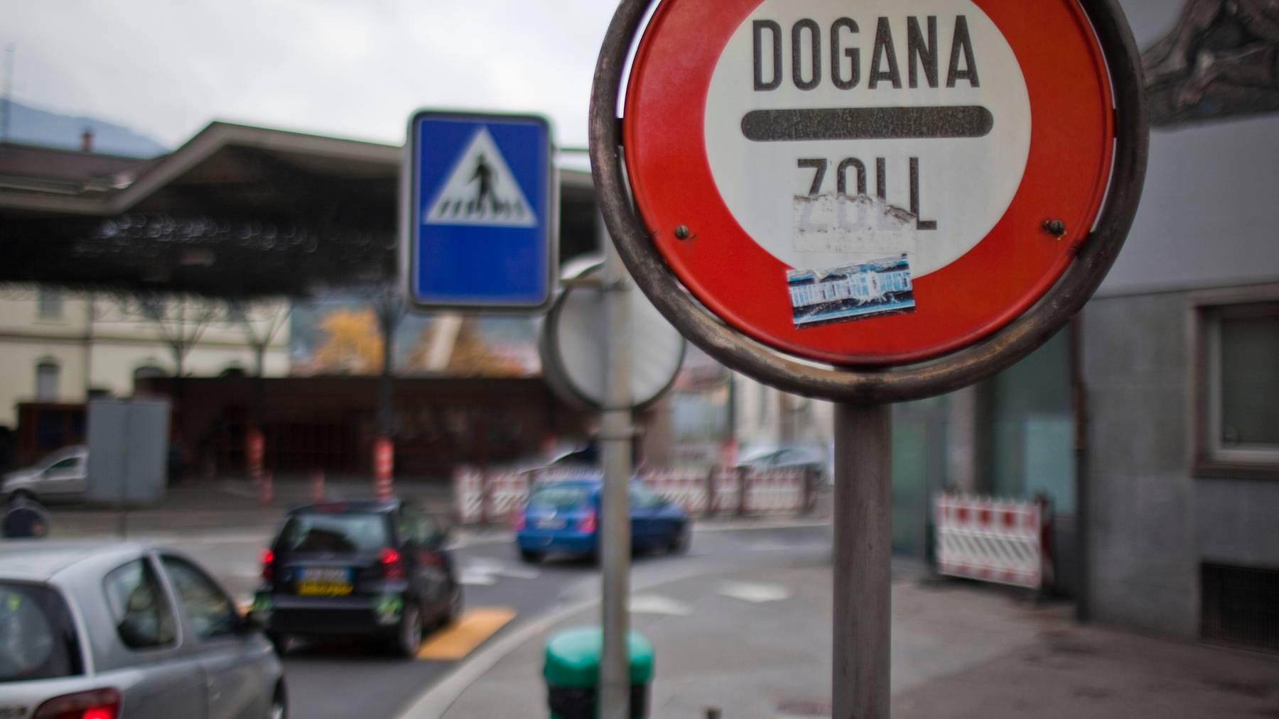 Die Schweiz und Italien haben am Mittwoch ein neues Grenzgängerabkommen unterzeichnet.