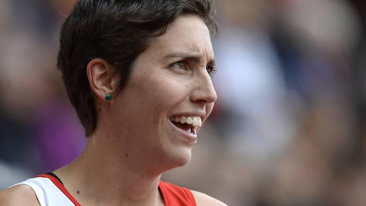 Fabienne Schlumpf qualifizierte sich souverän für den Final über 3000 m Steeple