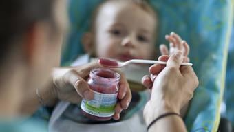 2011 wurden weniger Babys im Kanton geboren.