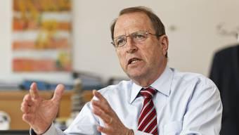 Alt Regierungsrat Peter C. Beyeler will den Entscheid der Regierung nicht kommentieren.