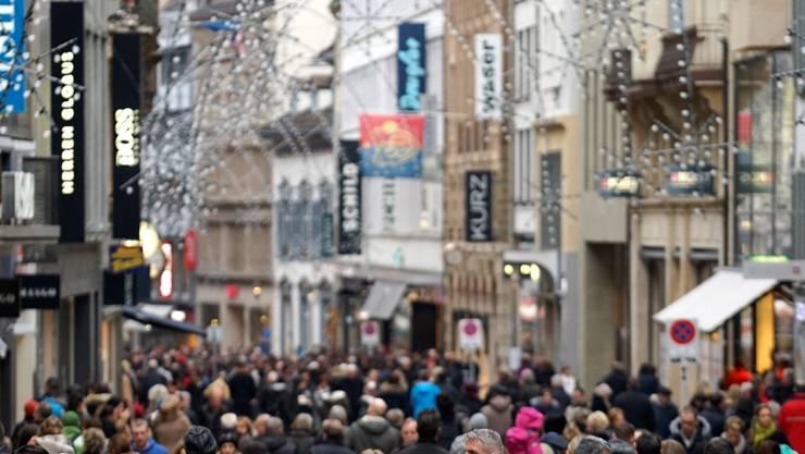 Nach Bundesrecht ist die Basler Innenstadt eine klassische Mischzone.