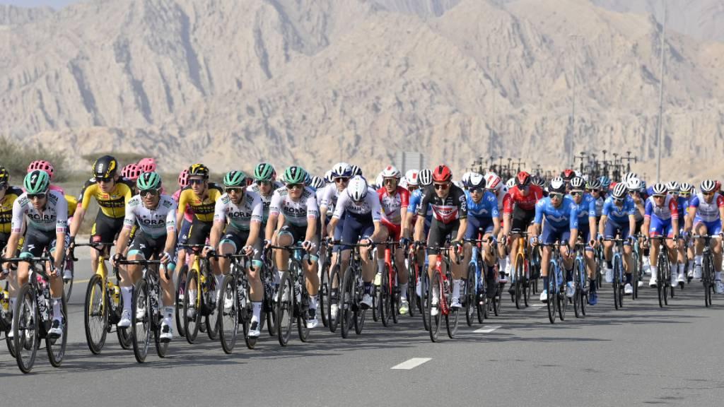Pogacar vor Gesamtsieg in der UAE-Tour