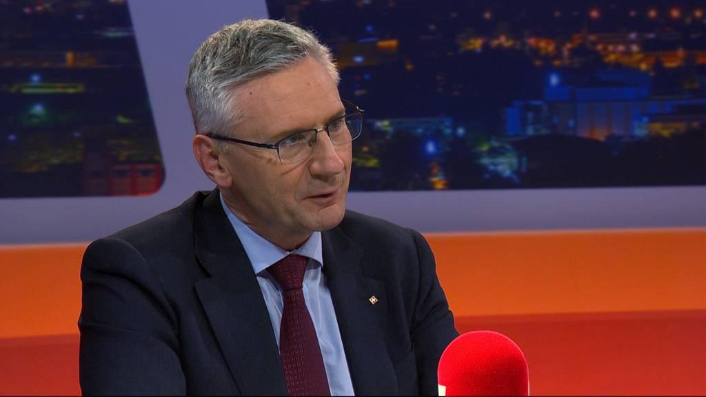 Andreas Glarner neuer Präsident SVP AG