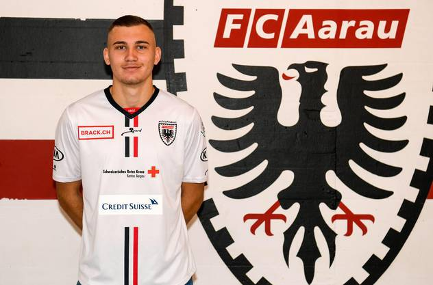 Filip Stojilkovic im FCA-Dress