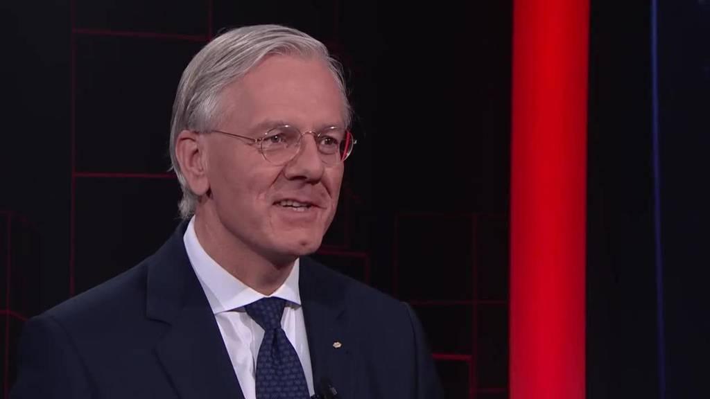 Roche-Präsident Christoph Franz über Covid-19- und Krebsmedikamente