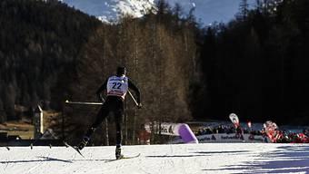 Dario Cologna läuft der Konkurrenz an der Tour de Ski hinterher.
