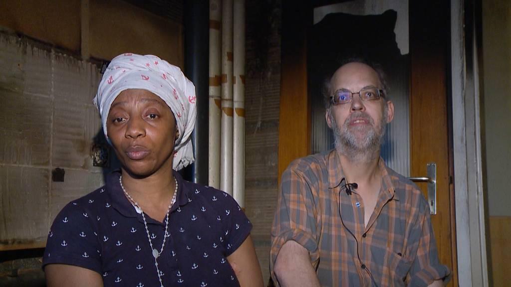 Im Stich gelassen: Glattfelder Ehepaar lebt in Brandruine
