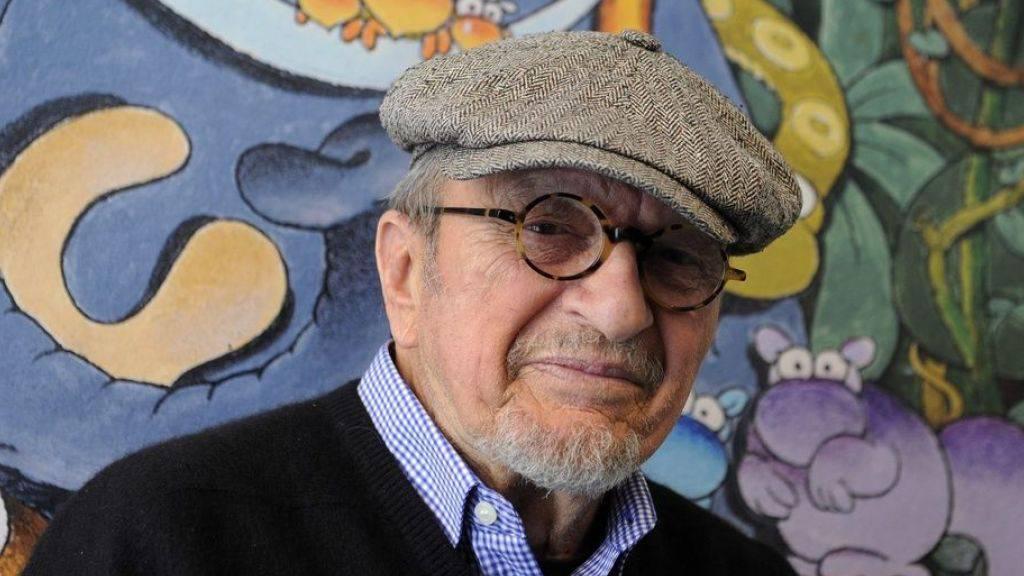 Der argentinische Karikaturist Guillermo Mordillo ist am 29. Juni 2019 im Alter von 86 Jahren gestorben. (Archiv)