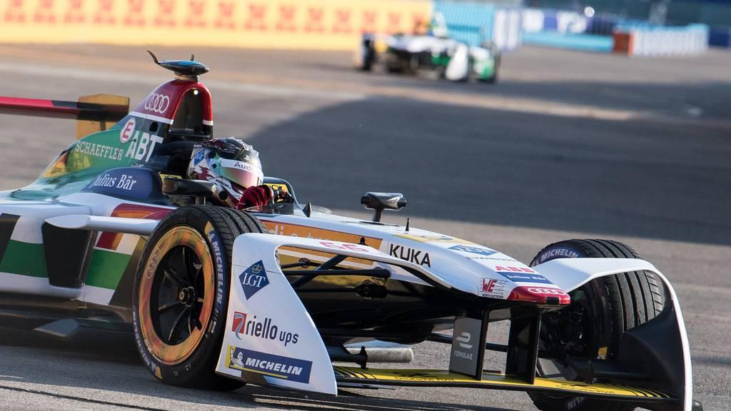 Formel E Rennen: Das denken Zürcherinnen und Zürcher beim Aufbau