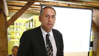 Baudirektor Hans-Peter Wessels