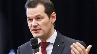 """""""Ich muss nicht unfehlbar sein"""": der Genfer Regierungsrat Pierre Maudet (FDP)."""