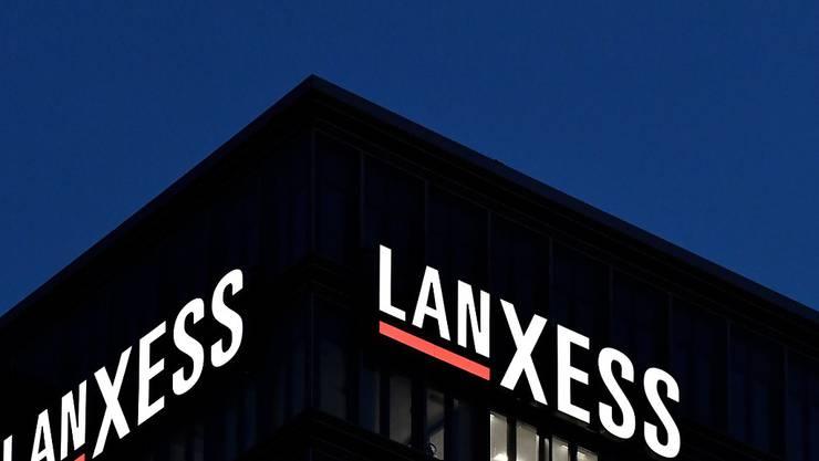 Chinesische Investoren haben vom deutschen Konzern Lanxess einen Teil seiner Aktivitäten gekauft. (Archivbild)
